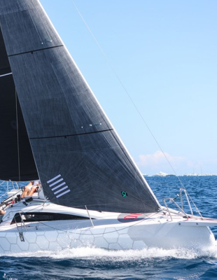 Dehler 30 Quantum Sails France